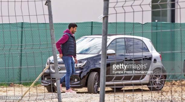 Miguel Torres is seen on April 01 2019 in Madrid Spain