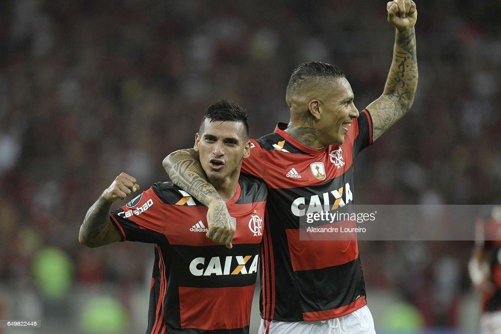 Flamengo v San Lorenzo - Copa Bridgestone Libertadores 2017