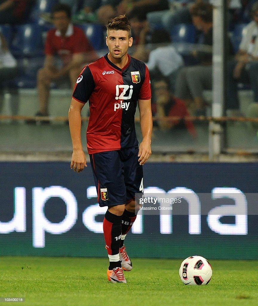 Genoa v Athletic Bilbao - Pre-Season Friendly