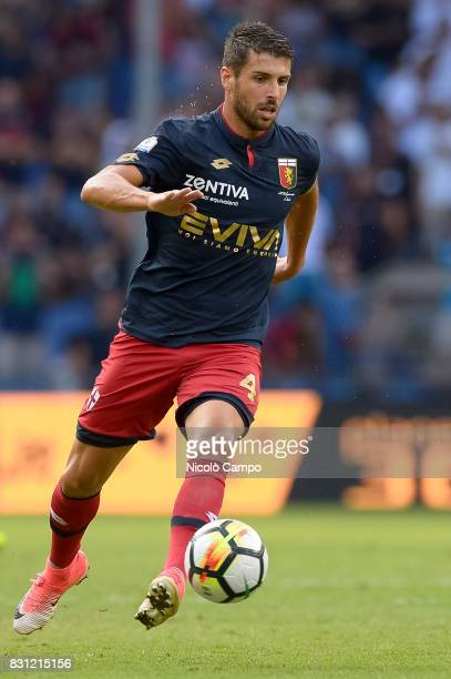 Miguel Veloso of Genoa CFC in action during the TIM Cup football match between Genoa CFC and AC Cesena Genoa CFC wins 21 over AC Cesena