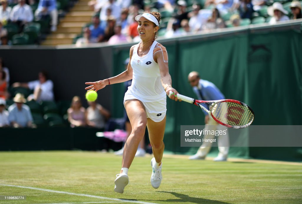 Day Three: The Championships - Wimbledon 2019 : News Photo