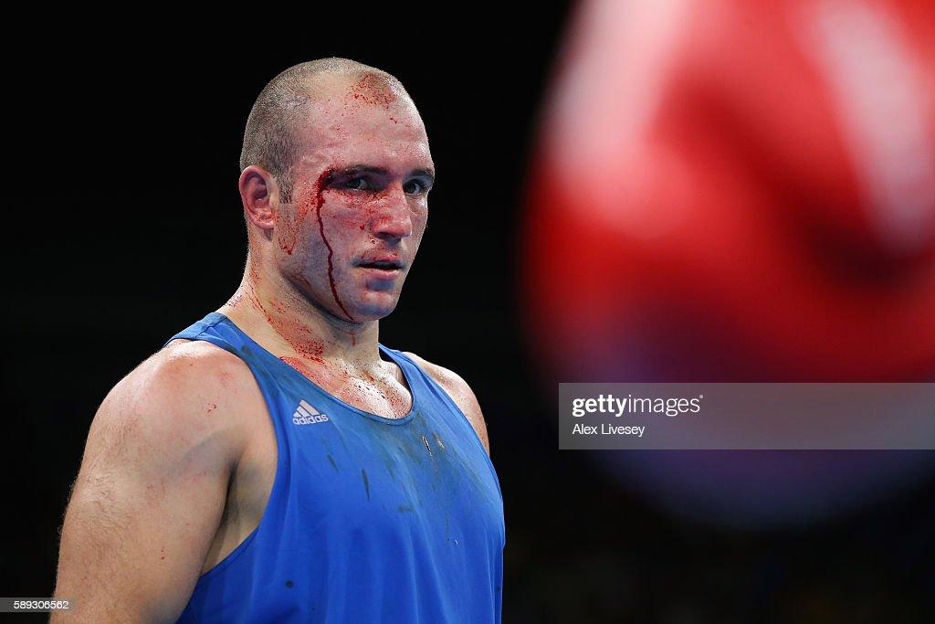 Boxing - Olympics: Day 8 : News Photo
