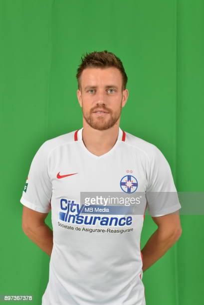 Mihai Pintilii of FC Steaua Bucuresti