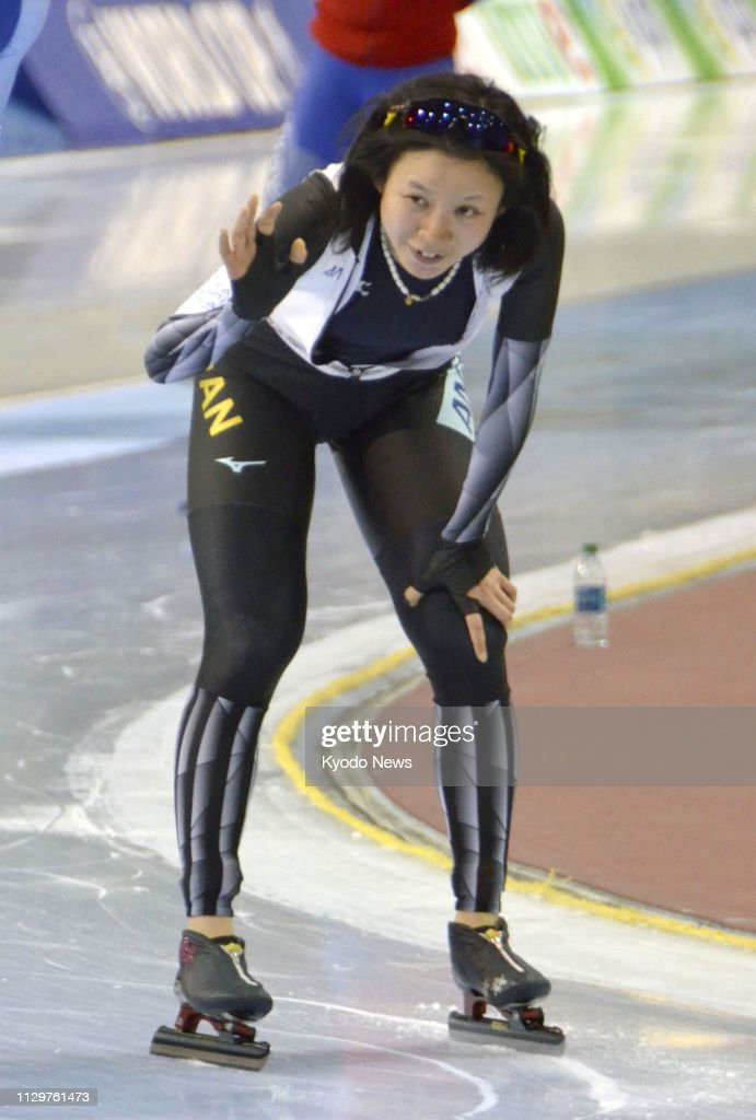 Speed skating: World Cup season finale : ニュース写真