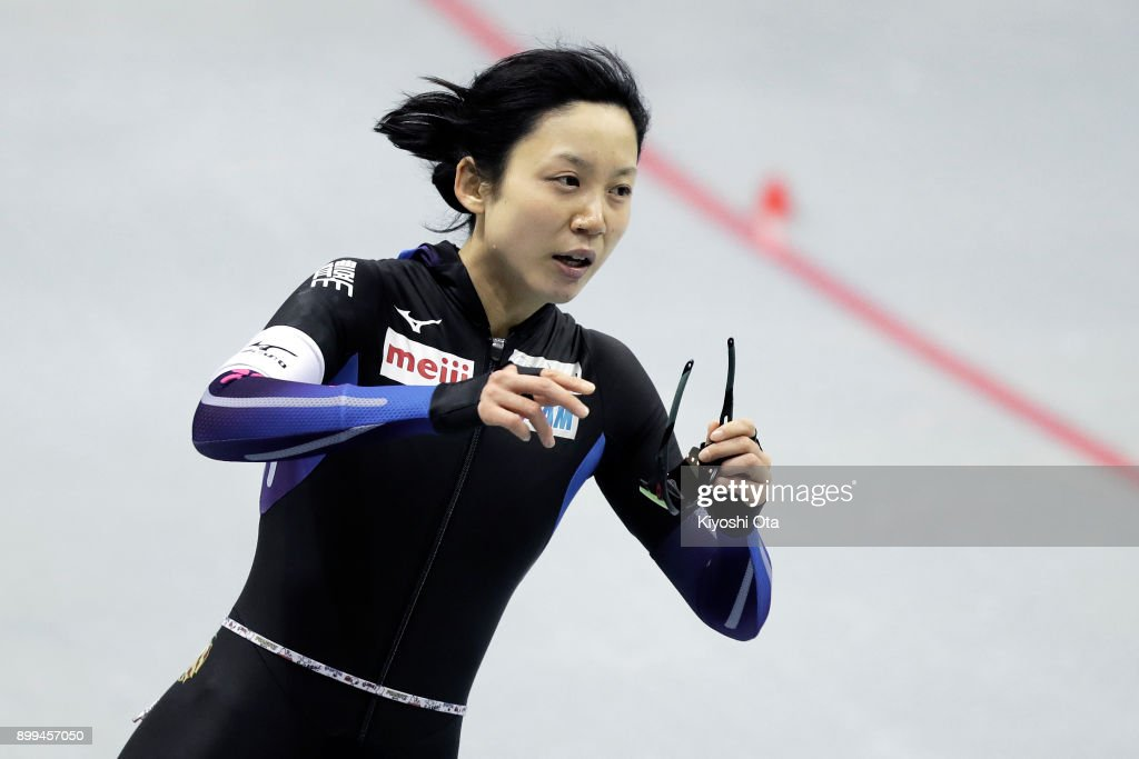 Speed Skating Olympic Qualifier - Day 3 : ニュース写真