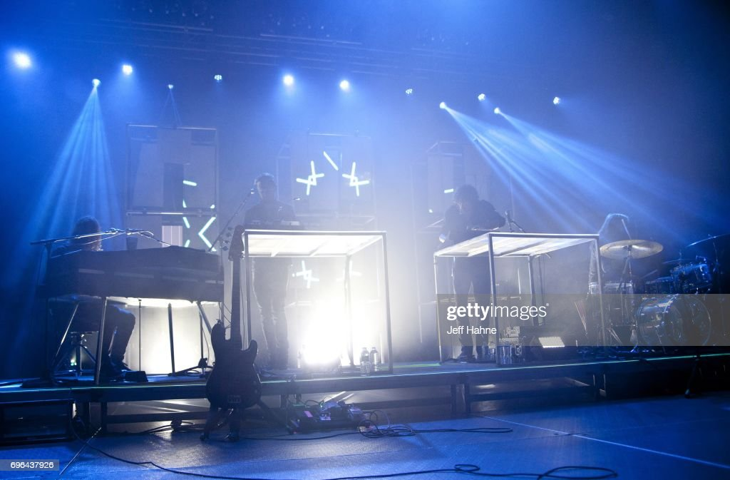Miike Snow Performs At The Fillmore Charlotte On June 15 2017 In