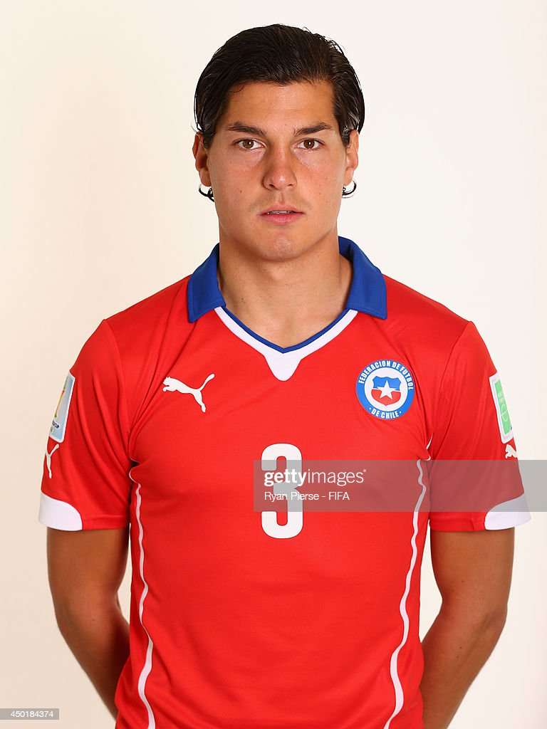 Chile Portraits - 2014 FIFA World Cup Brazil