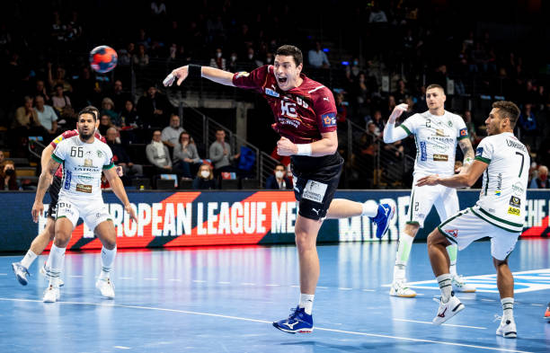 DEU: EHF European League - Fuechse Berlin v HT Tatran Presov