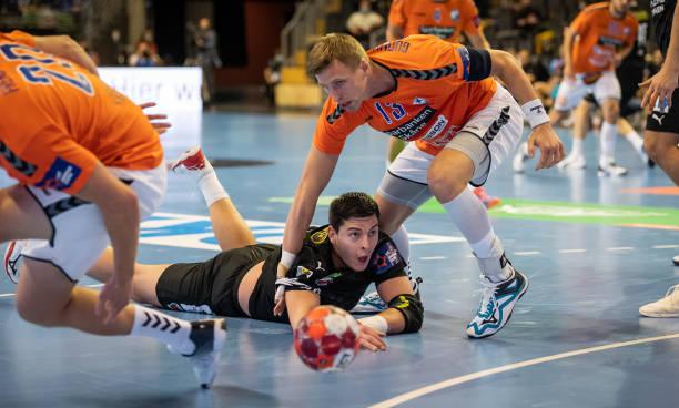 DEU: EHF European Handball League - Fuechse Berlin v IFK Kristianstad