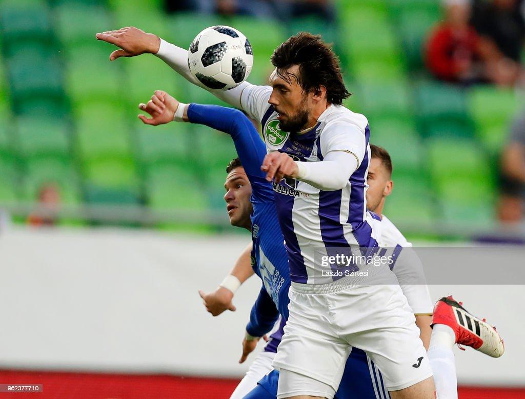Puskas Akademia FC v Ujpest FC - Hungarian Cup Final