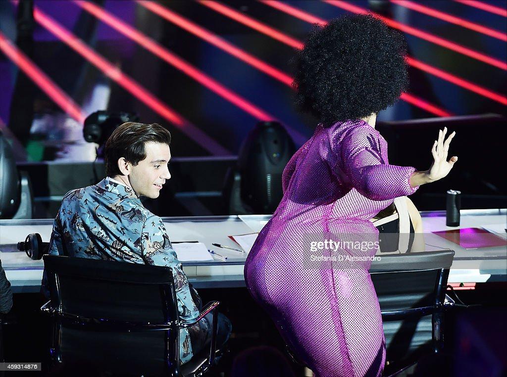 """""""X Factor"""" TV Show - November 20, 2014"""