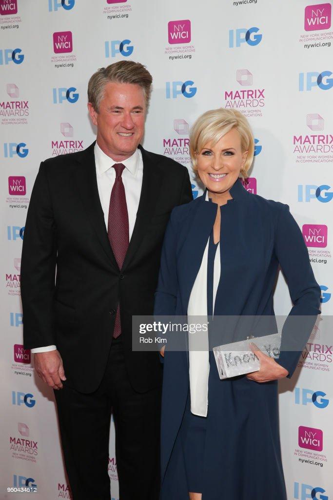 2018 Matrix Awards : News Photo