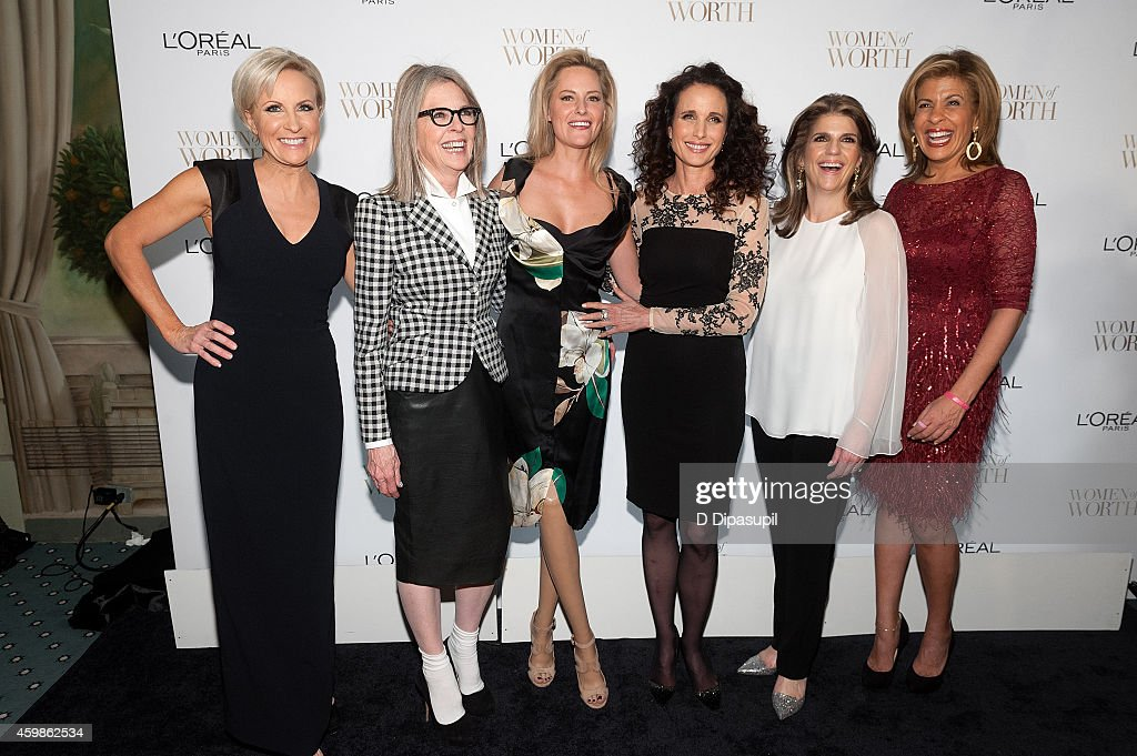 Ninth Annual Women Of Worth Awards : News Photo