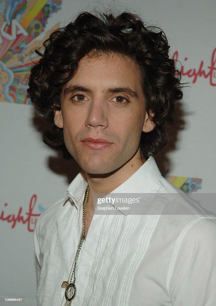 British Pop Sensation Mika's Official Album Release Party - March 29, 2007
