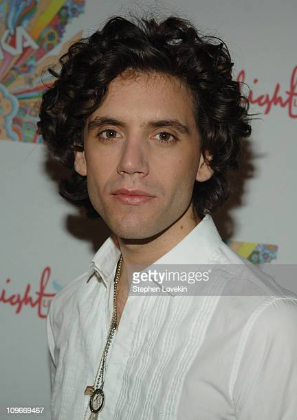 Mika during British Pop Sensation Mika's Official Album Release Party March 29 2007 at Spotlight Live in New York City New York United States