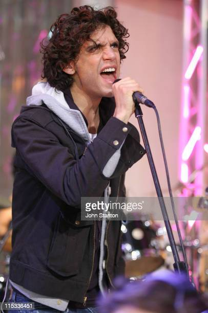 Mika during Mika Performs on 'Sunrise' June 1 2007 at Channel 7 Studios in Sydney NSW Australia