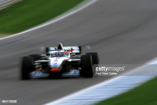 Mika Häkkinen McLarenMercedes MP4/12 Grand Prix of Europe Circuito de Jerez 26 October 1997