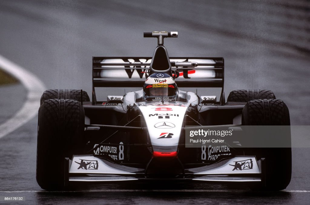 Mika Hakkinen Pictures And Photos