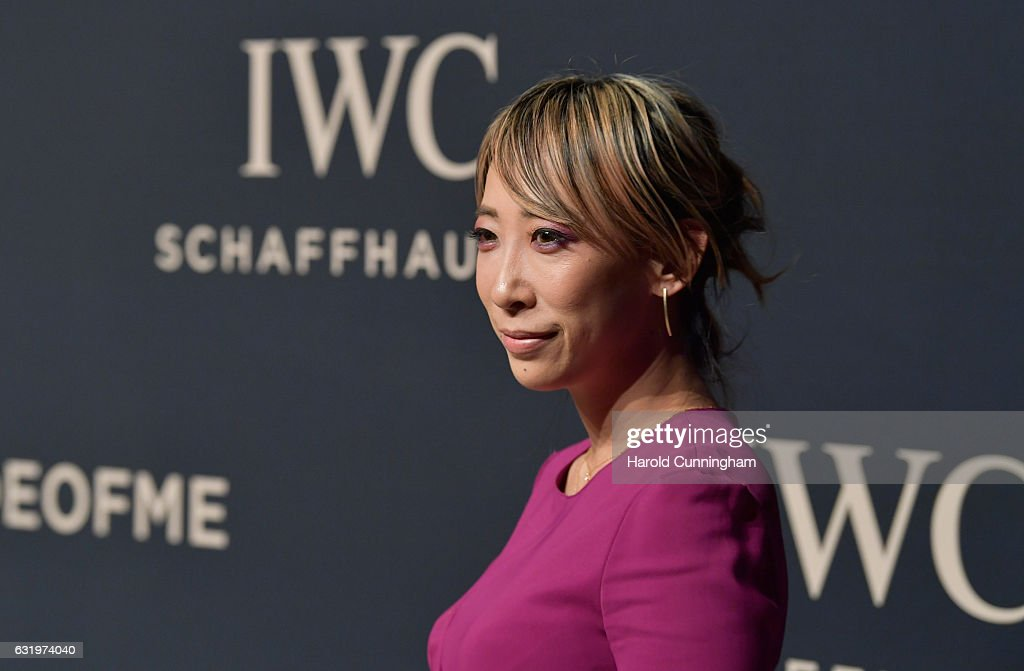 "IWC Schaffhausen at SIHH 2017 ""Decoding the Beauty of Time"" Gala Dinner : News Photo"
