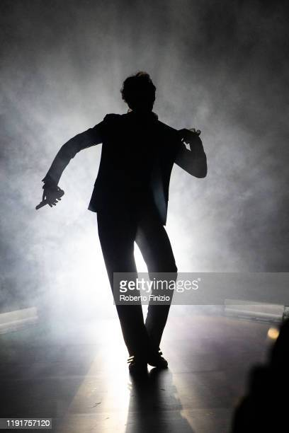 Mika performs at Mediolanum Forum on December 03, 2019 in Milan, Italy.