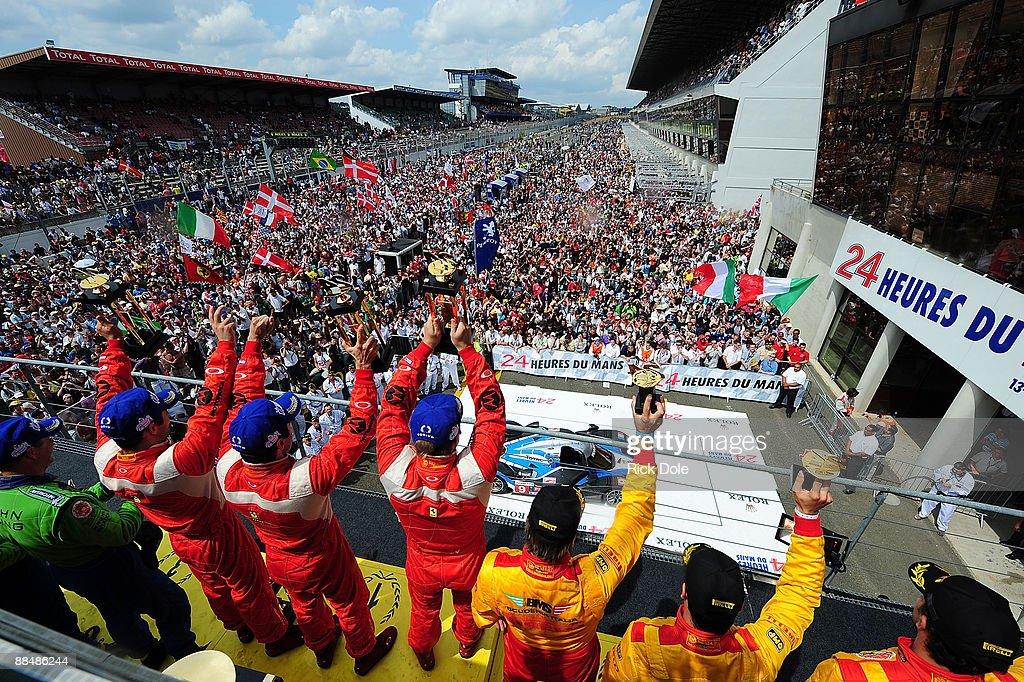 Le Mans 24h Race : News Photo
