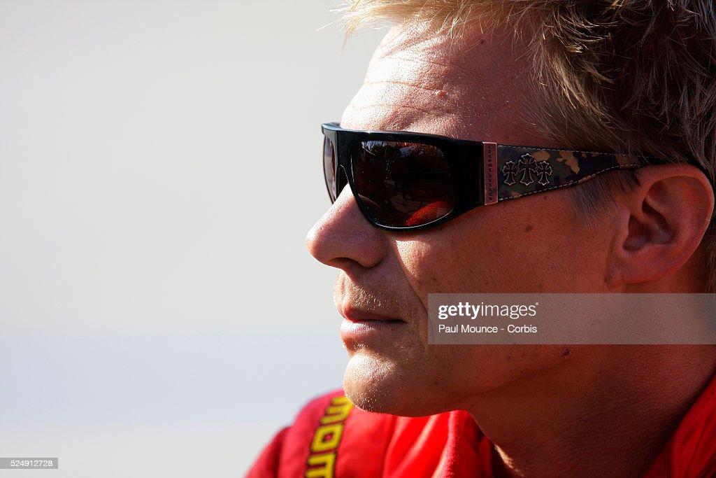 American LeMans Series - Tequlia Patron Race : News Photo
