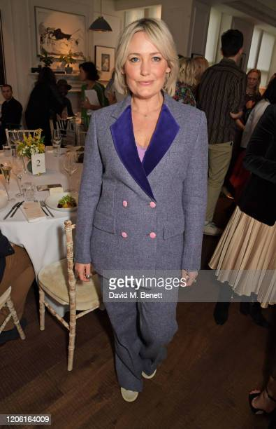 Mika Simmons attends AllBright's inaugural BrightList Awards 2020 at allfemale members club The AllBright Mayfair on March 9 2020 in London England
