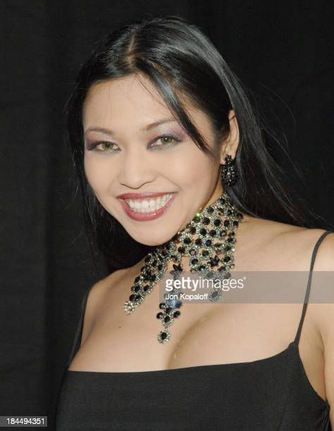 Mika Tan during 2006 AVN Awards Arrivals and Backstage at The Venetian Hotel in Las Vegas Nevada United States