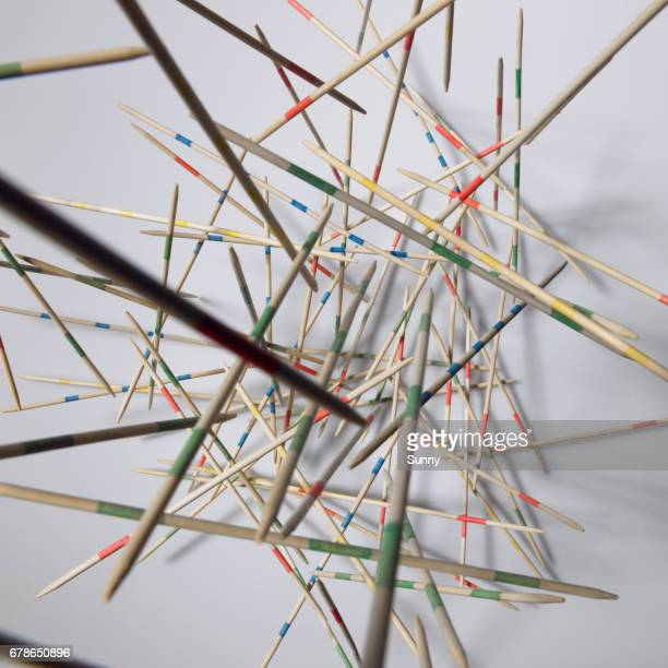 mikado falling - intricacy stock pictures, royalty-free photos & images