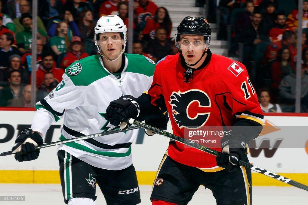 Dallas Stars v Calgary Flames