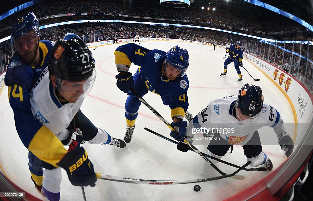 World Cup Of Hockey 2016 - Finland v Sweden