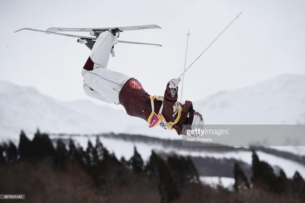 FIS Freestyle Skiing World Cup Tazawako - Day Two