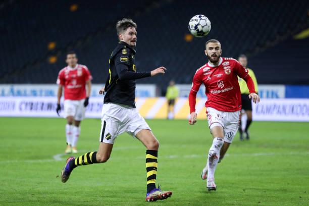 SWE: AIK v Kalmar FF - Allsvenskan