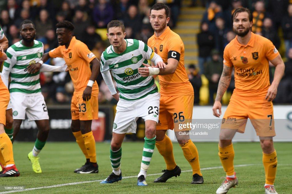 Livingston v Celtic - Ladbrokes Scottish Premiership : News Photo