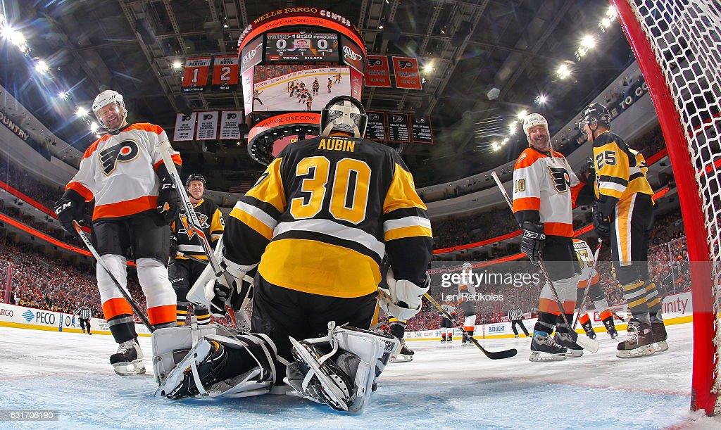 Pittsburgh Penguins v Philadelphia Flyers Alumni Game
