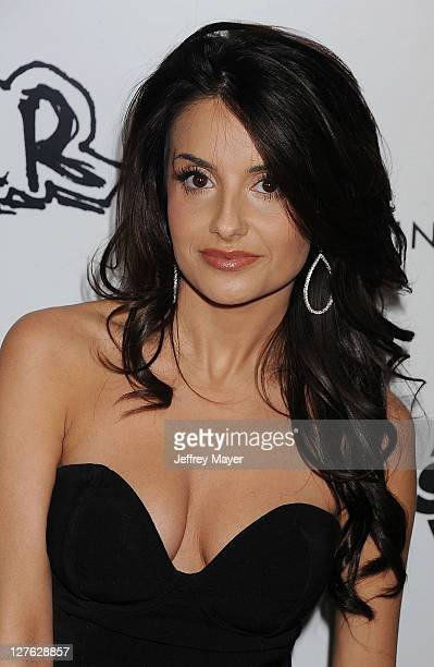 Mikaela Hoover attends the Super Los Angeles Premiere at the Egyptian Theatre on March 21 2011 in Hollywood California