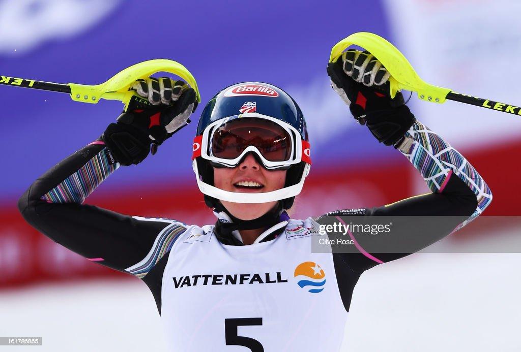 Women's Slalom - Alpine FIS Ski World Championships