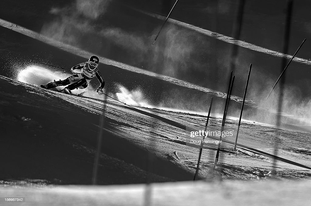 Nature Valley Aspen Winternational Women's Slalom Audi FIS Ski World Cup : News Photo