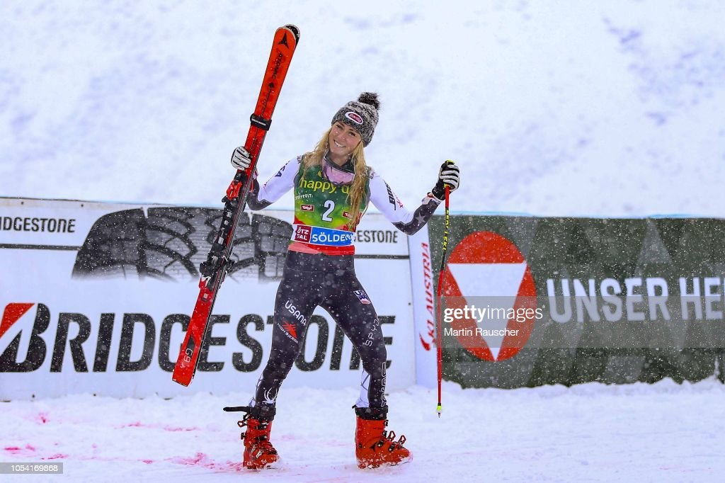 FIS Ski World Cup Opening Soelden : News Photo