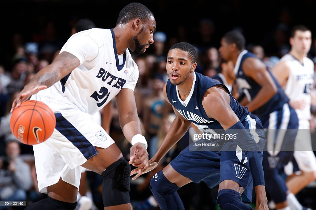 Villanova v Butler : News Photo