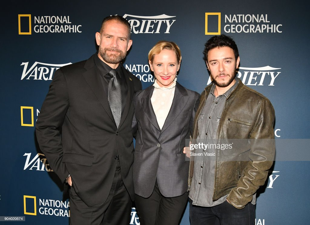 """Variety's Inaugural """"Salute To Service"""""""