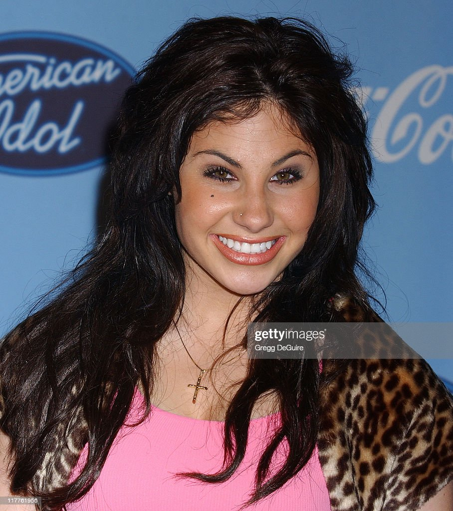 Mikalah Gordon during 'American Idol' Season 4 - Top 12 Finalists Party at Astra West in West Hollywood, California, United States.
