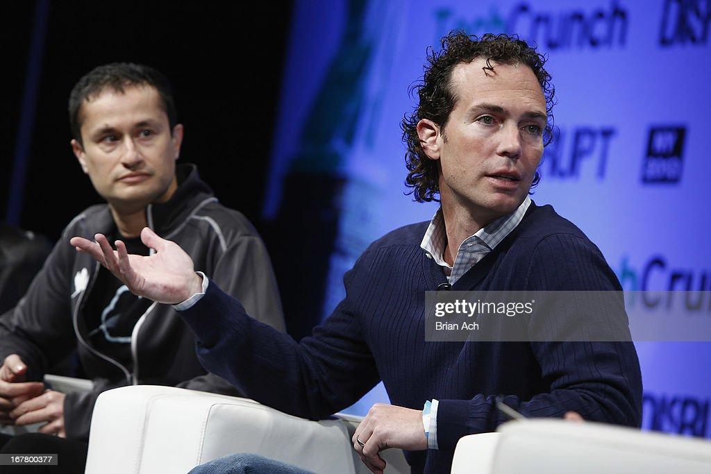 TechCrunch Disrupt NY 2013 - Day 2 : News Photo