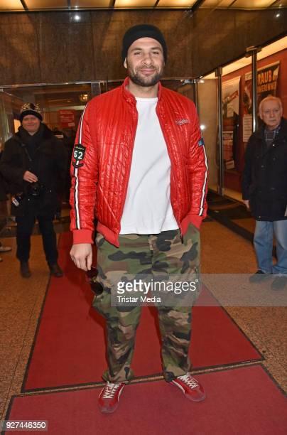 Mike Adler attends the 'Die Niere' premiere on March 4 2018 in Berlin Germany