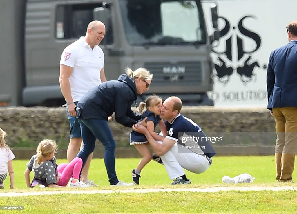 Gloucestershire Festival Of Polo : ニュース写真