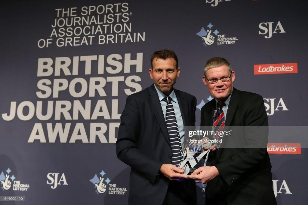 SJA British Sports Journalism Awards