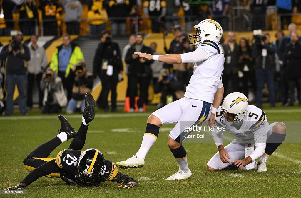 Los Angeles Chargers v Pittsburgh Steelers : News Photo