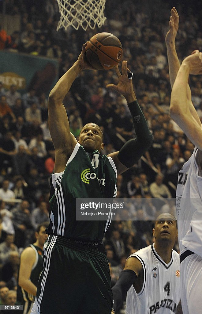 Partizan v Panathinaikos - EuroLeague Basketball