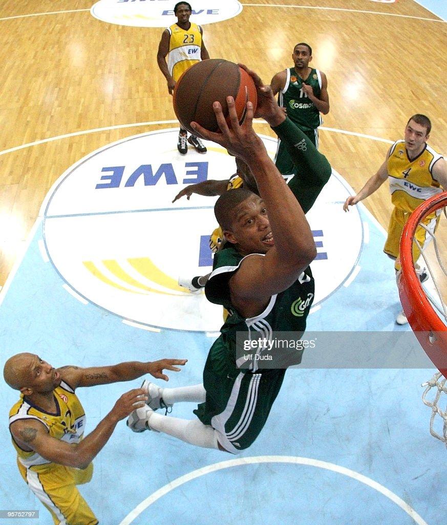 Ewe Baskets v Panathinaikos - EuroLeague Basketball