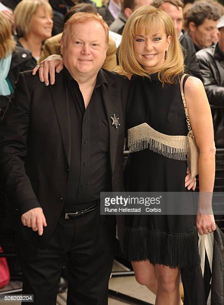 Mike Batt and wife attend the Ivor Novello Awards at Grosvenor House